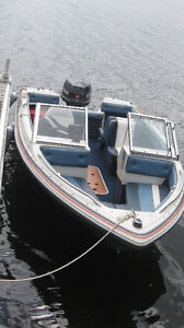 Starcraft Bowrider with 115 hp outboard