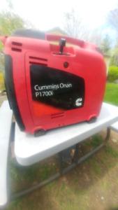 Cummins Onan P1700i generator