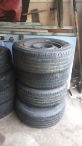 Tires and rims call 905 788 0003