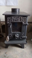 Triumph wood burning stove.  certified!