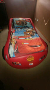 BED NOT INCLUDED Cars McQueen BEDDING ONLY $25