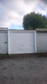 Lock up garage available in Eltham