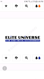 Elite universe car and truck accessories
