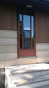 Doors and windows for sale