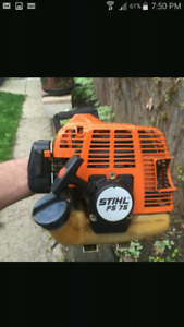 WANTED---STIHL FS72,FS75,FS76,FS80,FS85,FS90 and up