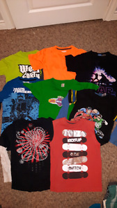 Boys shirts size medium