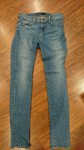 Women's expensive jeans for less, sizes 25-27, Valentino,  Acne