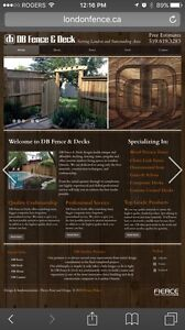 Deck builders fence builders
