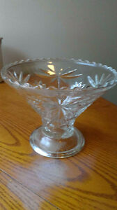 Lovely Glass Candy Dish Kingston Kingston Area image 1