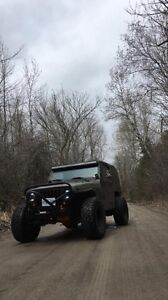 1997 JEEP TJ FOR SALE
