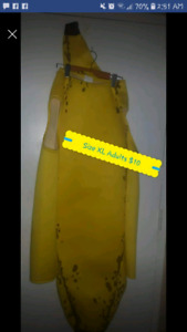 ADULT XL BANANA COSTUME PICKUP IN THE HANOVER AREA