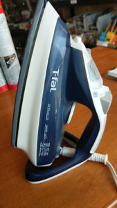 T-Fal Steam Iron - walmart price: $69.97