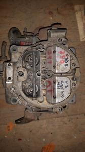 1967-68 Rochester  Quade carburator