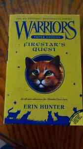 Warriors, Firestar's Quest