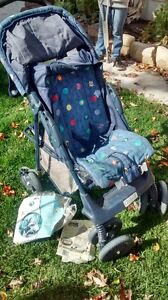 stroller with 2 covers London Ontario image 2