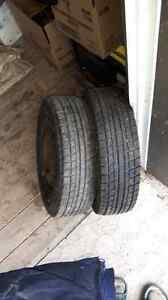 Two Tires For Sale 13 in