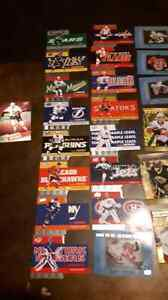 First and second tim hortons sets with many inserts Kitchener / Waterloo Kitchener Area image 9