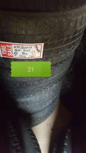 RITC 21 215/70R16 100Q MICH XICE2 ON 5-3/4 ODYSSEY BALL SEAT WHE