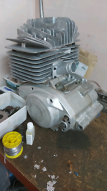 125 or 250 2 stroke engine wanted