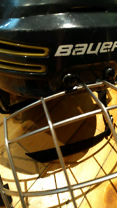 Bauer Re-AKT 75 Small Used combo