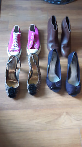 Shoes - various