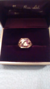 Mason's Gold Ring - Size 9-9 1/2