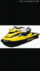 Looking for a seadoo