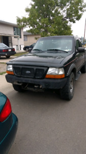 98 Ford Ranger 4X4 4.0L ext cab