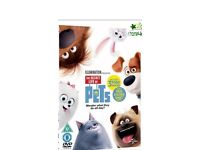 The Secret Life of Pets (DVD) 2016