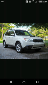 Looking for a Subaru Forester XT