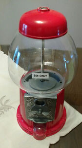 VINTAGE GUMBALL & CANDY MACHINE