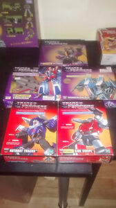 Transformers g1 Generation one vintage and encore West Island Greater Montréal image 8