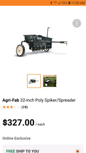 Spreader/ Spiker