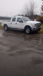 2013 Ford F-250 Camionnette