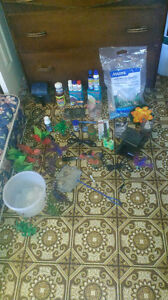 Aquarium Gear, Pet Stuffs, Huge Assortment of items!