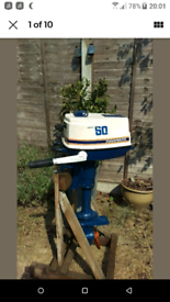 5hp outboard engine AIR COOLED Volvo PENTA ARCHIMEDIES SOLD SOLD SOLD