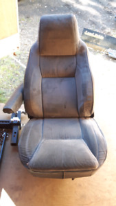 First Gen Dodge Front Bucket Seats & Console