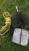 CHIMNEY SWEEP CLEANING BRUSH