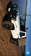 2000 Toyota landcruiser hzj79 Wodonga Wodonga Area Preview