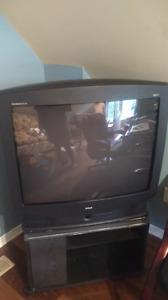 RCA tube TV 32inch free
