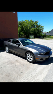 2011 Ford Mustang only summer driven