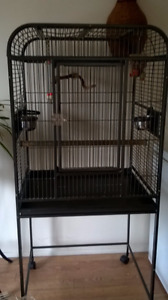 WOW - Beautiful Large Birdcage for sale - excellent condition