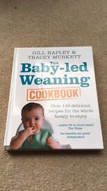Baby-led Weaning Cookbook - Gill Rapley and Tracey Murkett