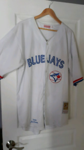 Joe Carter Blue Jay Jersey