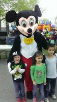 Minnie Mouse & Mickey Mouse ( Fête D'enfants,Birthday )