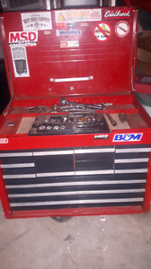 Tool chest w/ tools