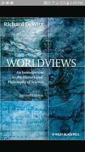 Worldviews:  the History and Philosophy of Sci