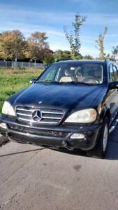 2004 Mercedes-Benz Ml-500 VUS