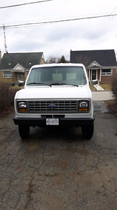 1989 ford econoline for sale