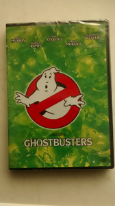 Unopened    dvd ...ghostbusters ...
